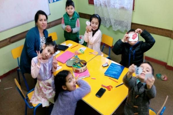 LECCIÓN 40: Obediente (Lección niños de 3-5 años, se compartirá el domingo 07 de enero 2018 en el salón de reuniones)