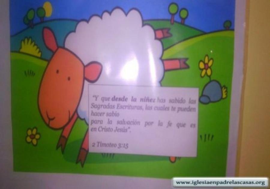 Leccion 6 Cain Y Abel 2 Leccion Para Ninos De 3 4 Anos Se