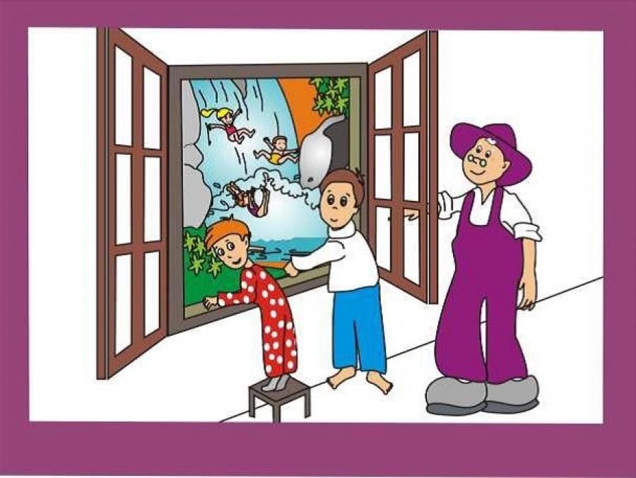 Lección 13 Respetar A Las Autoridades El Río Lección Para Niños
