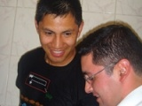 Bautismo del hermano Cristián Hueche (06-11-2012)