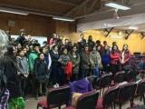 Algunas fotos de la conferencia de jóvenes en Victoria Chile (21-22 de julio 2017)