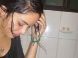 Bautismo de la hermana Keyla Martel (jueves 21-02-2013)
