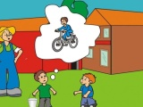 LECCIÓN 17: RASGOS DEL CARÁCTER - SE SIENTE MEJOR DECIR LA VERDAD (Lección niños de 3-5 años, se compartirá el 07 de agosto 2016 - Iglesia en Padre las Casas)