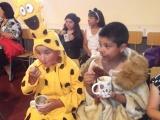 Reunión de niños relacionada con el Arca de Noé (sábado 12-01-2013)