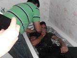 Bautismo del hermano Eliseo Salamanca (24-07-2013)