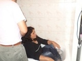 Bautismo de la hermana Elisa Salamanca (04-05-2013)