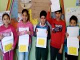 LECCIÓN 1: QUE RECIBE A LOS DEMÁS CON GOZO (Lección para niños de 6-8 años, se compartirá el 20 de agosto 2017 en el salón de reuniones)