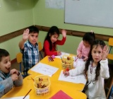 LECCIÓN 5: SU BAUTISMO (Lección niños de 3-5 años, se compartirá el 04 de diciembre 2016 en el salón de reuniones)