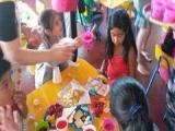 Algunas fotos de la actividad para niños realizada el día sábado 04-01-2014