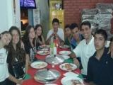 Fotos de los jóvenes en Brasil antes de la Escuela de la verdad