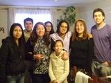 Bautismo de la hermana Pamela Guiñez(27-04-2013)