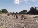 4 nuevos creyentes bautizados 22-01-2012